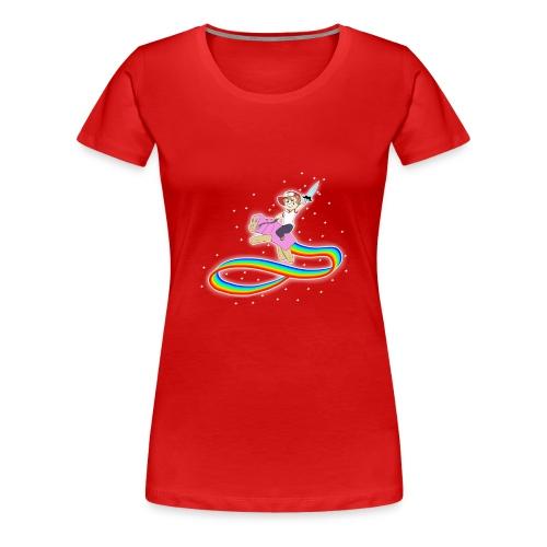 thart - Vrouwen Premium T-shirt