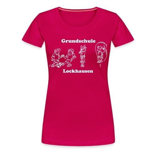 Grundschule Lockhausen - Frauen Premium T-Shirt