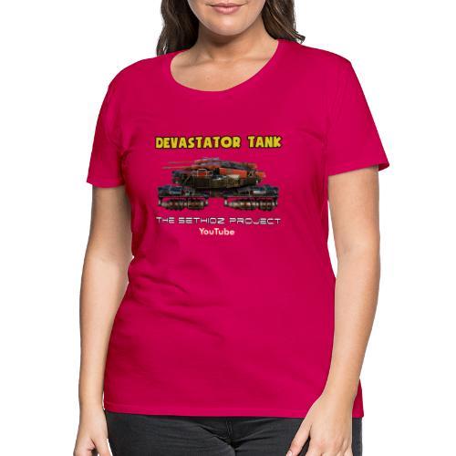 Devastator Tank by Sethioz - Women's Premium T-Shirt