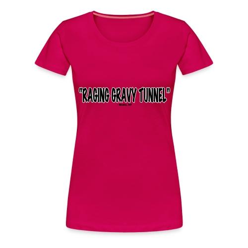 SCP Design 3 Quote png - Women's Premium T-Shirt