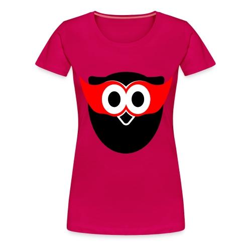 Naughty Owl - Frauen Premium T-Shirt