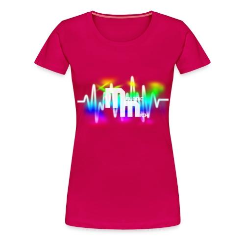 mm trnas - Vrouwen Premium T-shirt