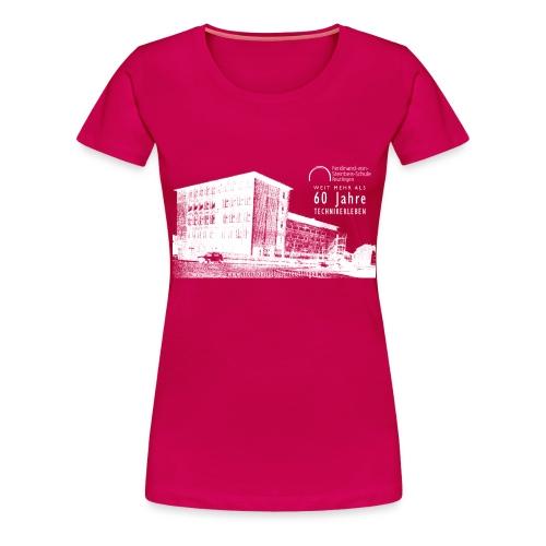 Weit mehr als 60 Jahre w - Frauen Premium T-Shirt