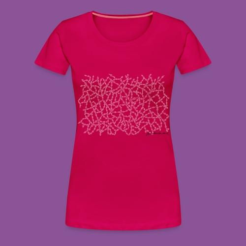 Nervenleiden 5 - Frauen Premium T-Shirt