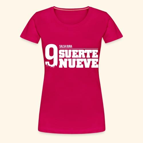 Logo Suerte - T-shirt Premium Femme