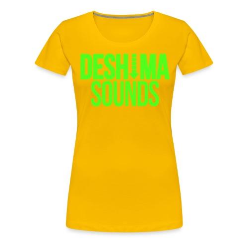 Green - Women's Premium T-Shirt