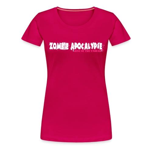 zalogoshirt - Frauen Premium T-Shirt