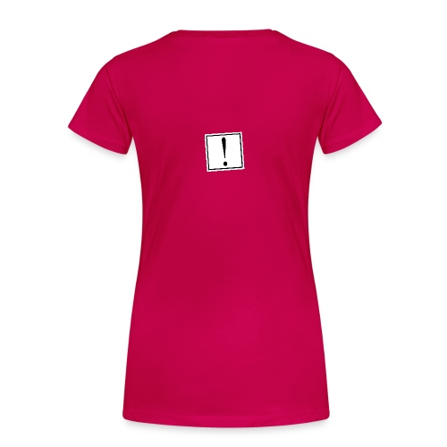 Sein oder nicht sein Digger das ist hier die Frage - Frauen Premium T-Shirt