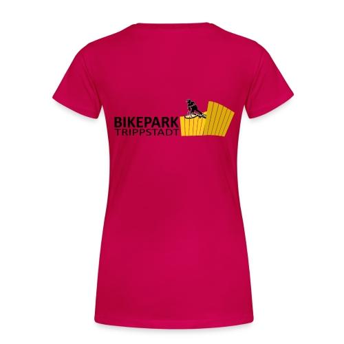 Classic schwarz gelb - Frauen Premium T-Shirt