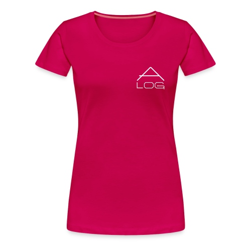 a log s - Frauen Premium T-Shirt