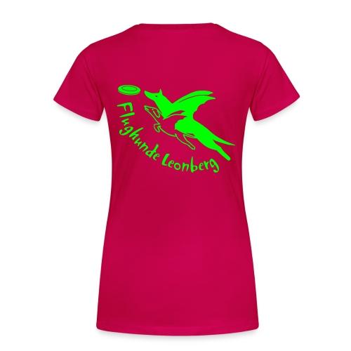 080603 flughunde - Frauen Premium T-Shirt