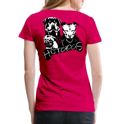 HotdogS - Frauen Premium T-Shirt