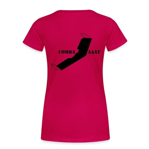 Combat Nuri - Frauen Premium T-Shirt