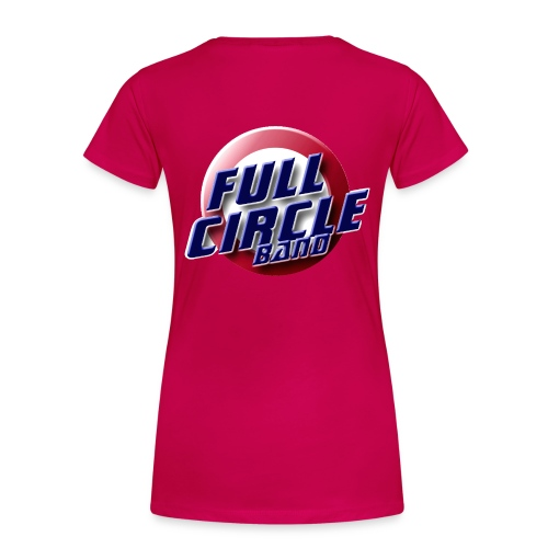 fcbandtee - Frauen Premium T-Shirt