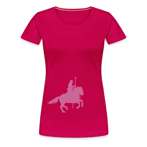gardian2 - Premium-T-shirt dam