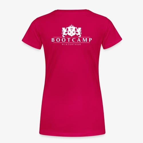 Bootcamp Winterthur - Frauen Premium T-Shirt