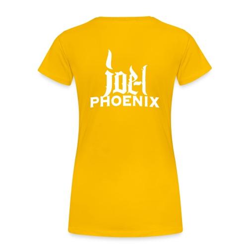logo joel - Frauen Premium T-Shirt