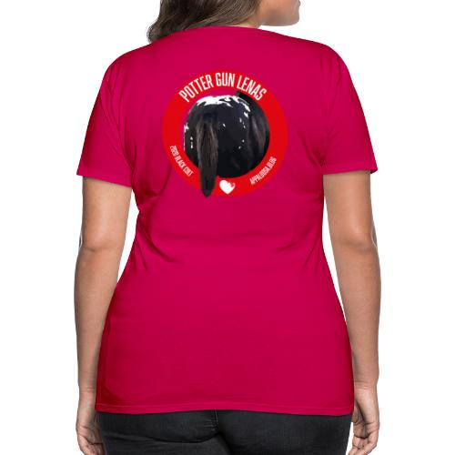 POTTER GUN LENAS - Maglietta Premium da donna