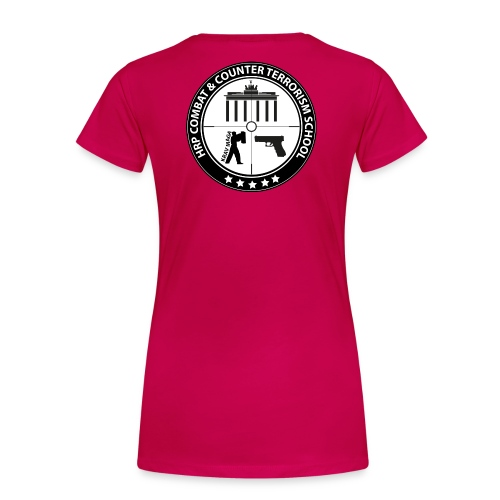 CACTS weiss - Frauen Premium T-Shirt