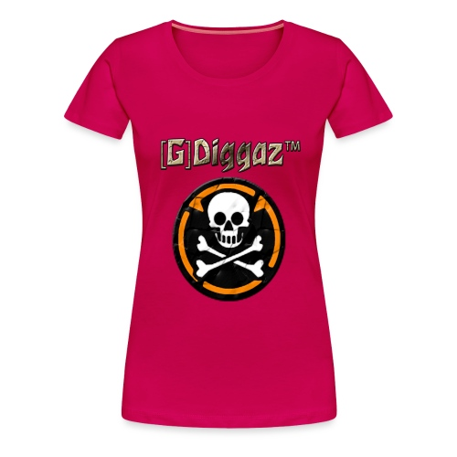 logohq - Frauen Premium T-Shirt