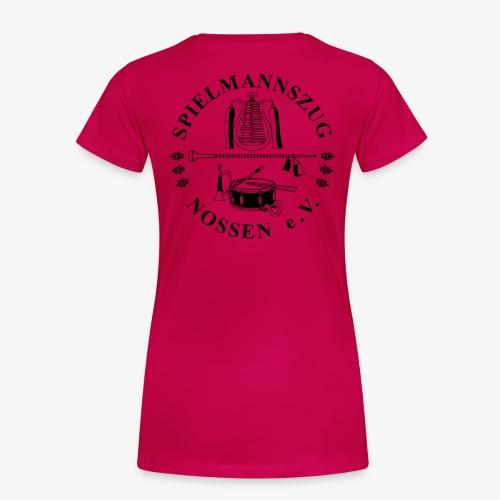 SPMZ wappen st gif - Frauen Premium T-Shirt