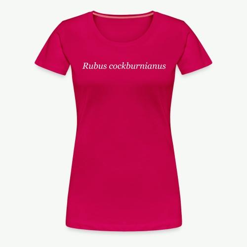 Rubus 001 - Women's Premium T-Shirt