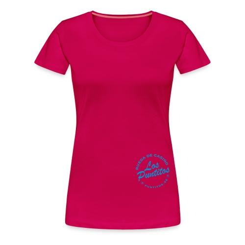 FinalLogoPuntitos - Frauen Premium T-Shirt