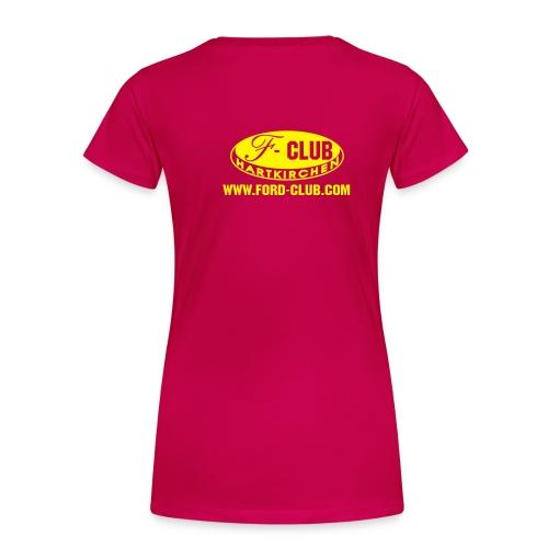 logo neu 2 - Frauen Premium T-Shirt