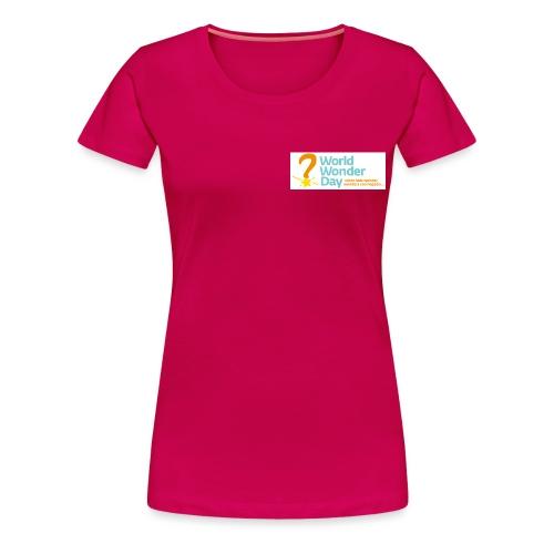 World Wonder Day - Women's Premium T-Shirt