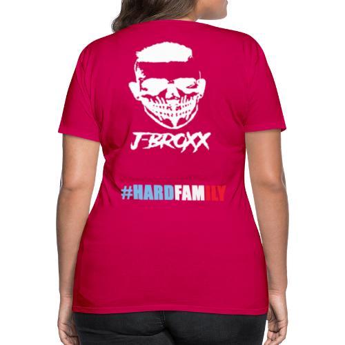 hardfamily j broxx - T-shirt Premium Femme