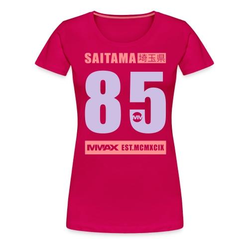 2014_saitama - Frauen Premium T-Shirt