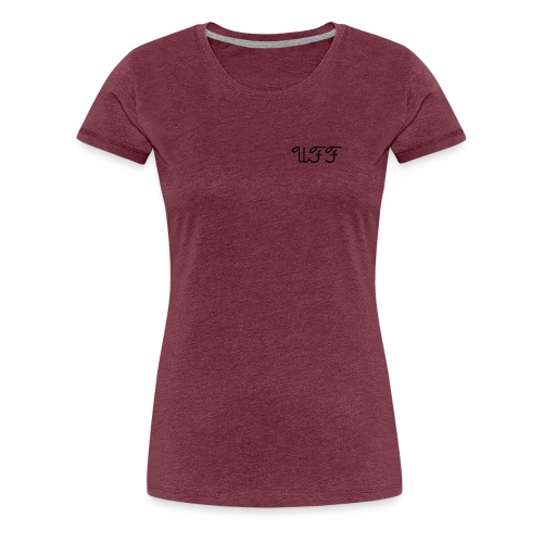 Uff-Kollektion 2 - Frauen Premium T-Shirt