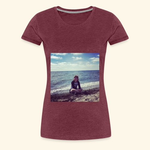 sommer tider - Dame premium T-shirt