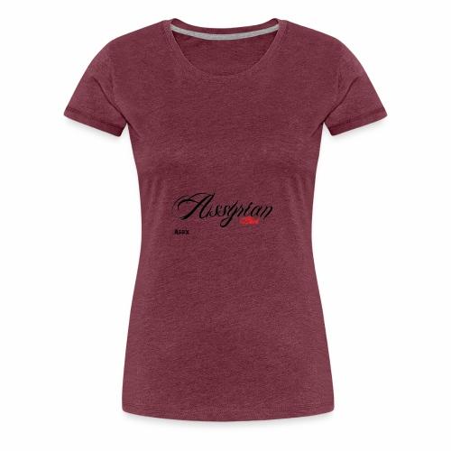 sang assyrienne - T-shirt Premium Femme