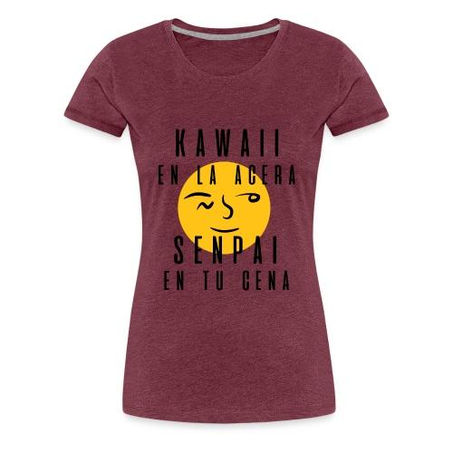 Notice me - Camiseta premium mujer