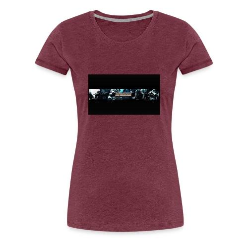 Infamous - Women's Premium T-Shirt