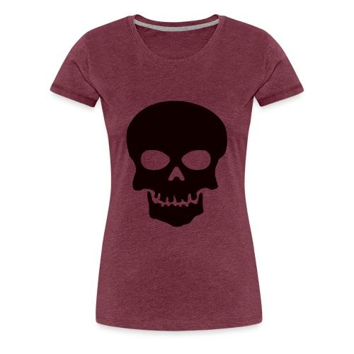 Skeleton-Style - Premium T-skjorte for kvinner
