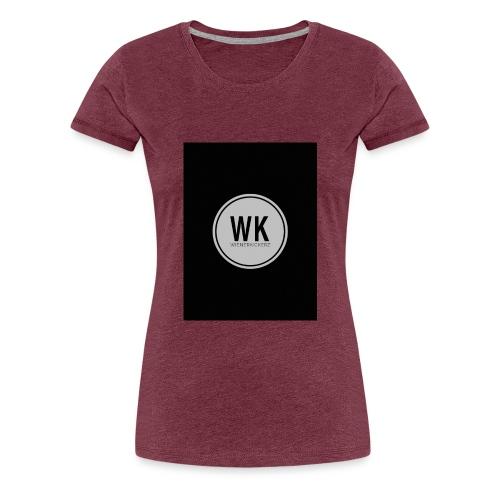 WienerKickerZ Logo - Frauen Premium T-Shirt