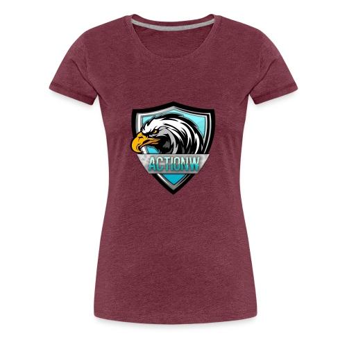Fan shirt + Logo - Vrouwen Premium T-shirt