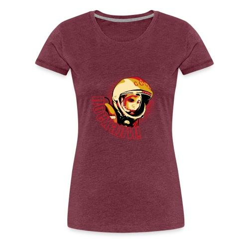 Yuri Gagarin - Camiseta premium mujer