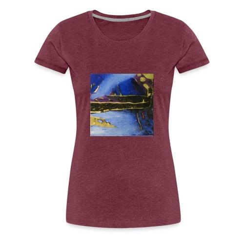 Sogno blu notte - Maglietta Premium da donna