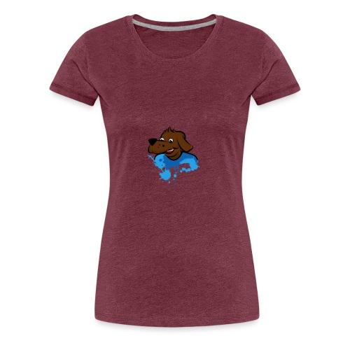 ElliottWoofWoof's Brand New Range - Women's Premium T-Shirt