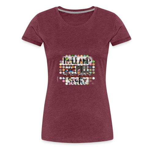 Pupille - Vrouwen Premium T-shirt