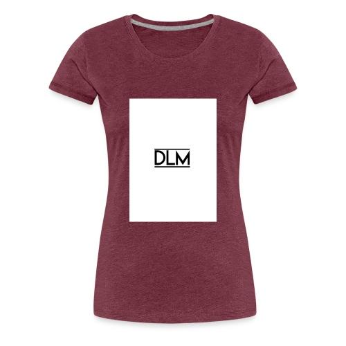 DLM - Frauen Premium T-Shirt