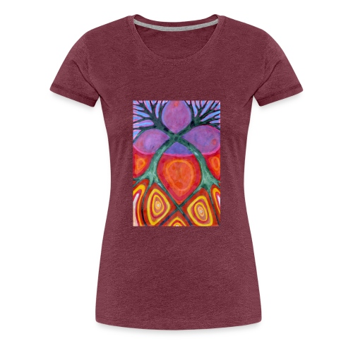Do Siebie - Koszulka damska Premium