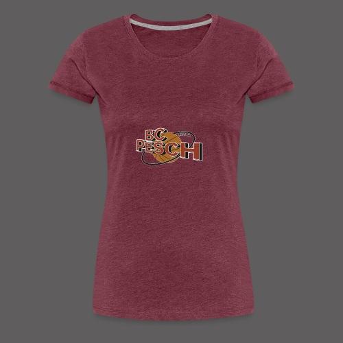 BC Pesch Logo - Frauen Premium T-Shirt