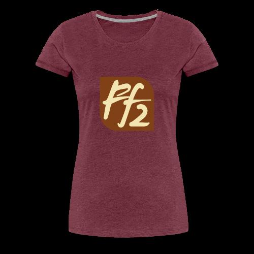 FF2 - Naisten premium t-paita