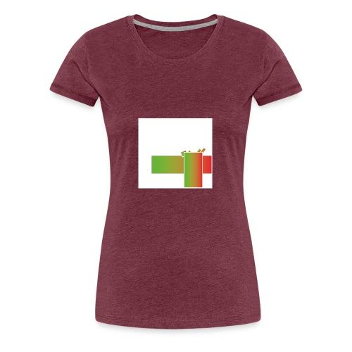 kinderfm merchendays - Vrouwen Premium T-shirt