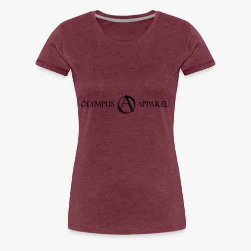 Olympus Apparel Horizon - Women's Premium T-Shirt