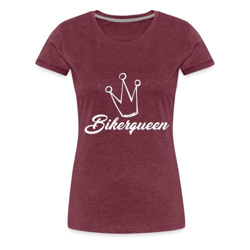 Bikerqueen - Frauen Premium T-Shirt